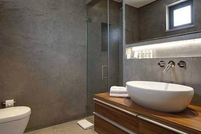 Microcemento pavimenti microcemento - Microcemento bagno ...
