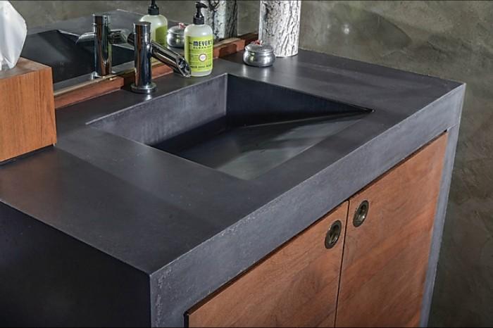 creativo pavimento Colorato : pavimento scala bagno microcemento. rivestimento in microcemento per ...