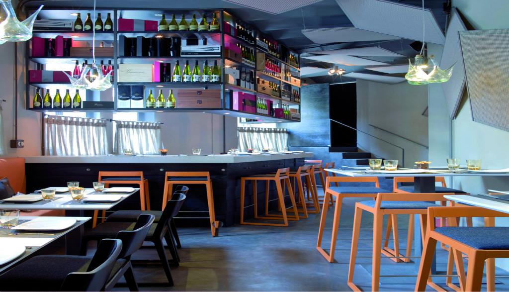 microcemento bar