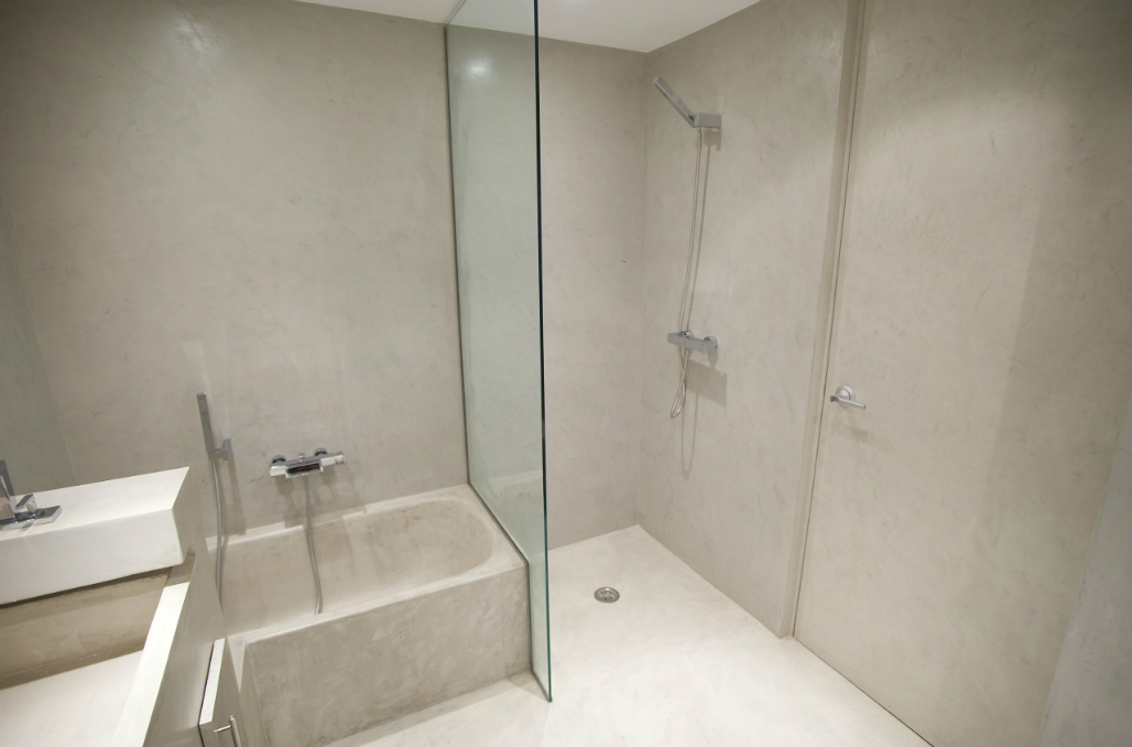 pavimentimicrocemento.it, rivestimento bagno completto Varese